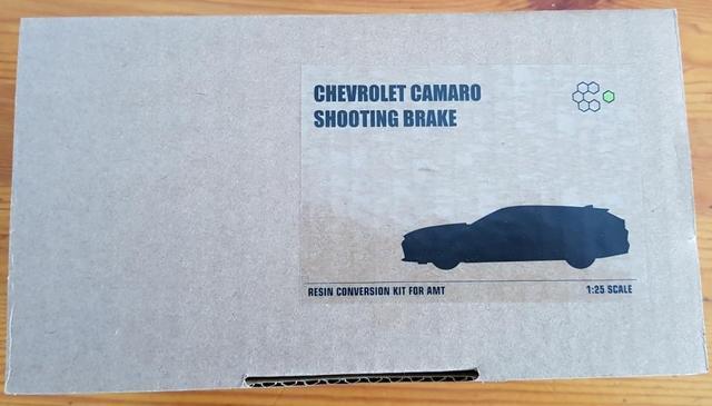 Chevrolet Camaro 2016 Shooting Brake (Terminée) 18060811195624141515753243