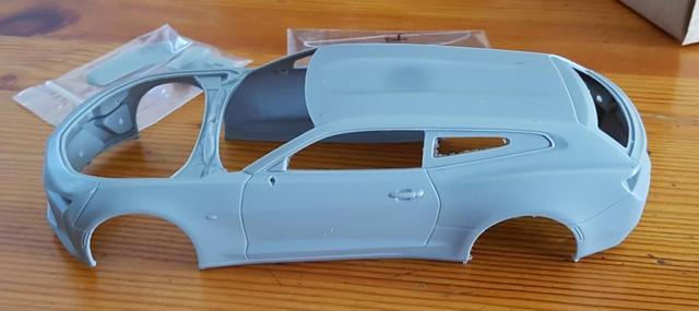 Chevrolet Camaro 2016 Shooting Brake (Terminée) 18060811195824141515753246