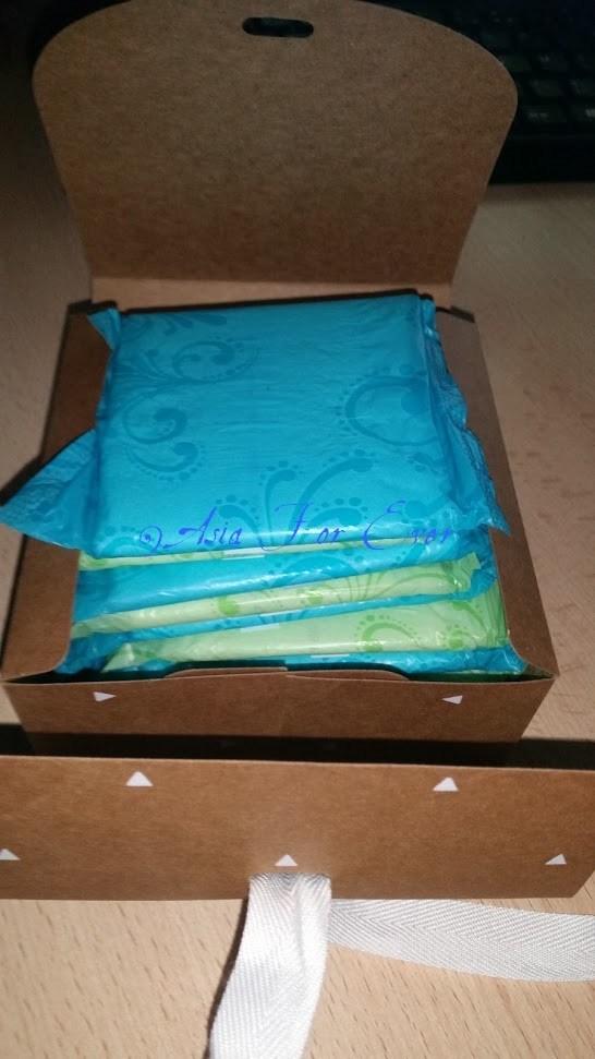 serviettes hygiéniques