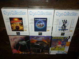 LOT DE JEUX PC BIG BOX BLISTERS 18061007321920783215756441