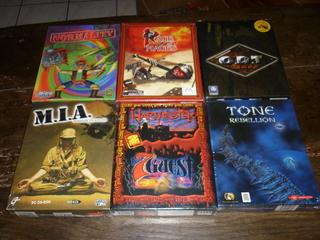 LOT DE JEUX PC BIG BOX BLISTERS 18061007322020783215756442