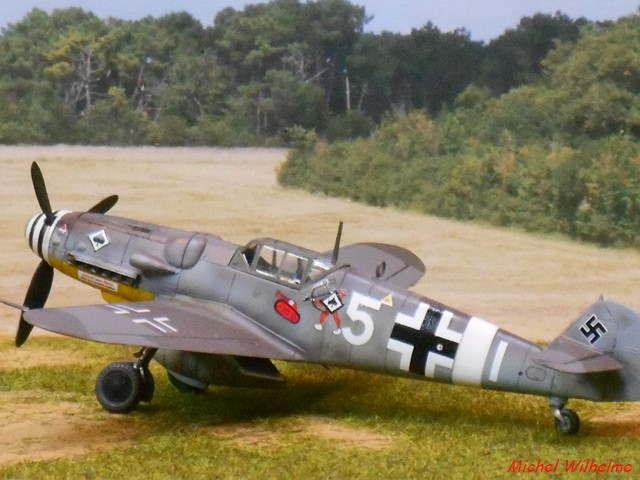 MESSERSCHMITTT 109 G6 1806100848295625615755466