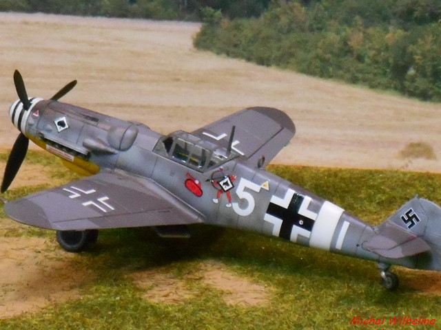 MESSERSCHMITTT 109 G6 1806100848345625615755468