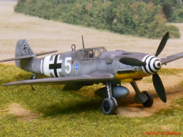 MESSERSCHMITTT 109 G6 1806100848395625615755469