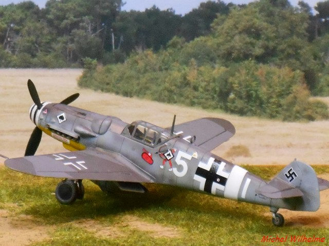 MESSERSCHMITTT 109 G6 1806100848545625615755472
