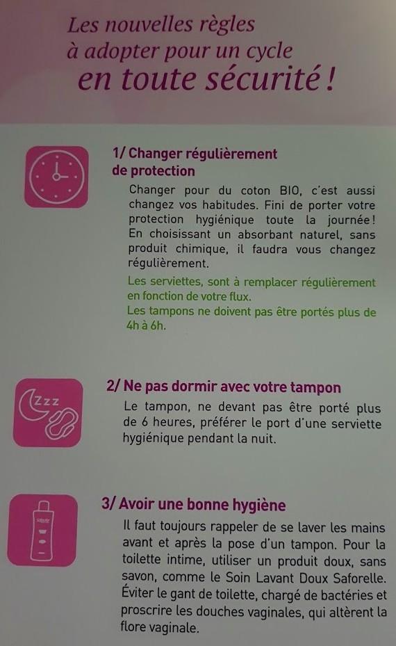 conseils hygiene intime
