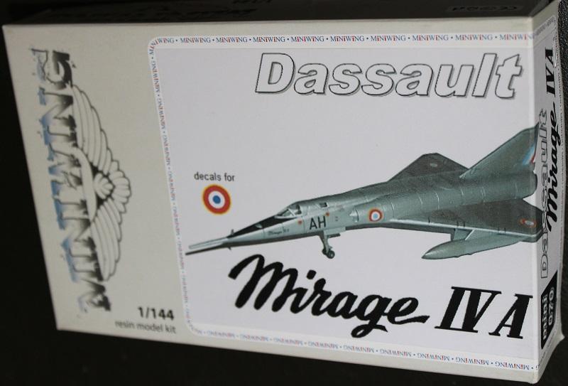 Mirage IV A Miniwings 1/144 1806190501085669815768762