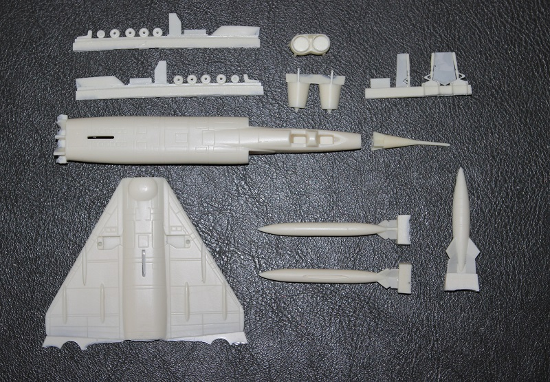 Mirage IV A Miniwings 1/144 1806190501175669815768766