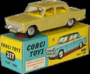 Fiat 1800 Corgi-Toys