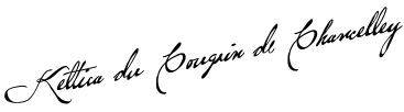 [Seigneurie de Château-du-Loir] La Faigne 18062401332323595915775727