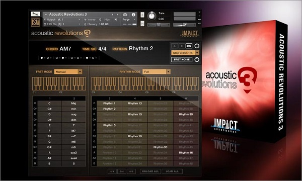 Yggtorrent Carte Bleue.Telecharger Impact Soundworks Acoustic Revolutions 3 Kontakt Part1