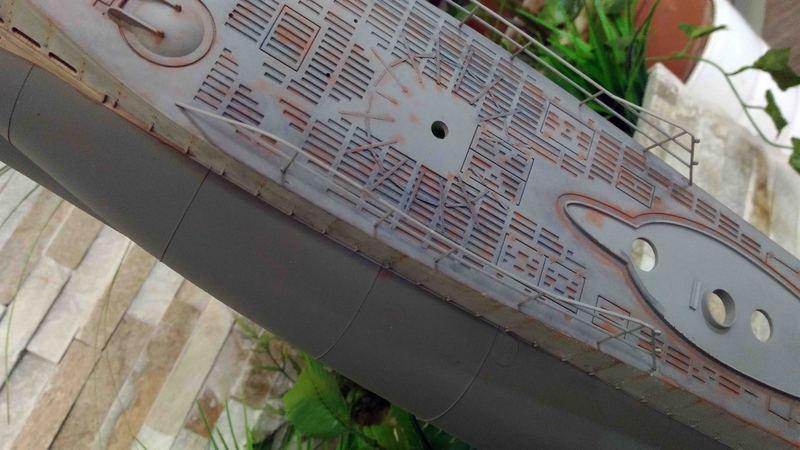 U-552 TRUMPETER Echelle 1/48 - Page 20 18062510182323648415777306