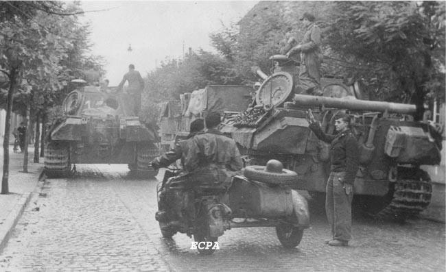 Terminé Panther G 24 Panzer Divsion Normandie 18062910455024138115785286