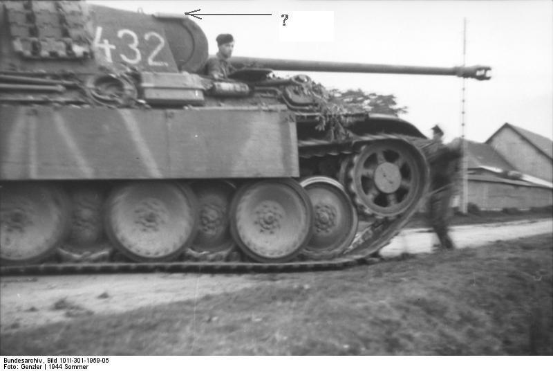 Terminé Panther G 24 Panzer Divsion Normandie 18062910460224138115785293