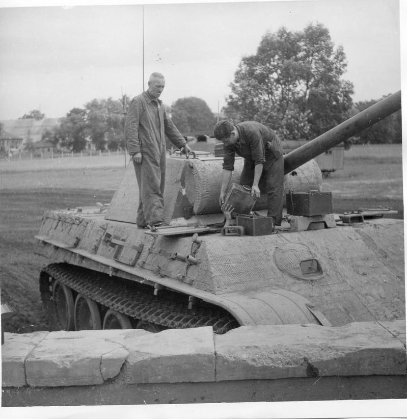 Terminé Panther G 24 Panzer Divsion Normandie 18062910460724138115785295