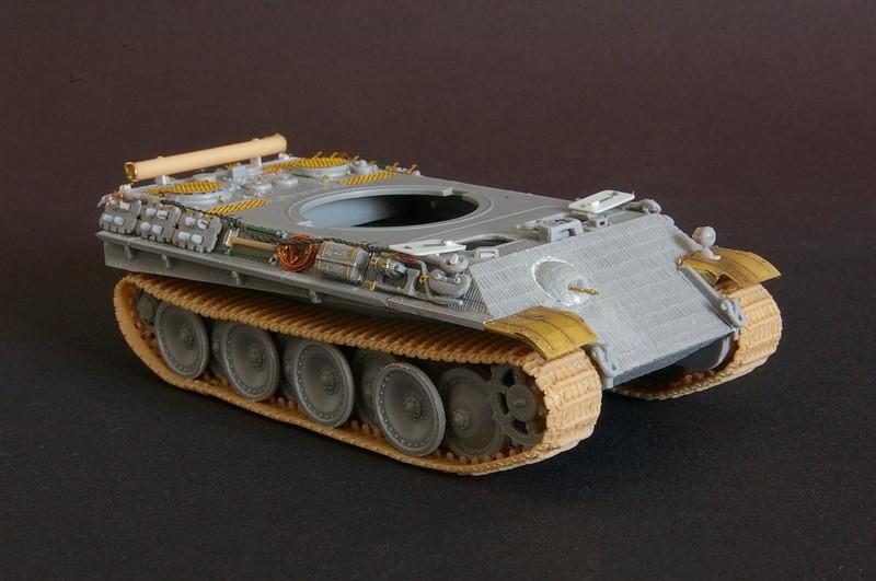 Terminé Panther G 24 Panzer Divsion Normandie 18070110205124138115786935