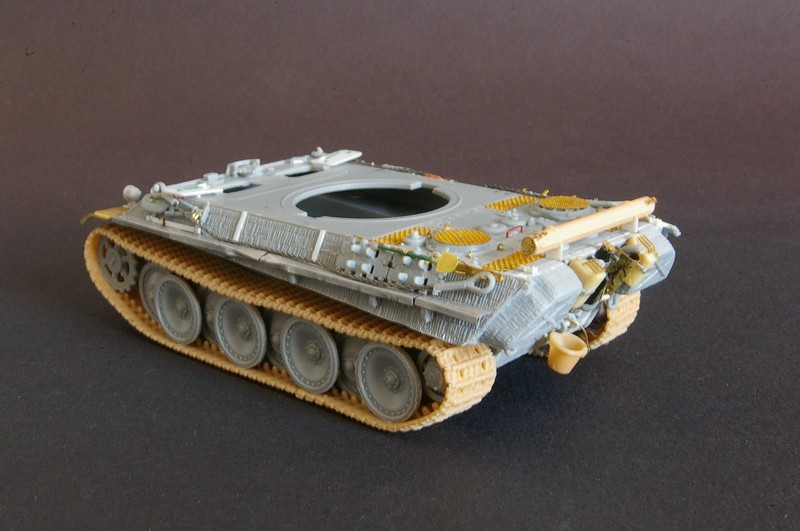 Terminé Panther G 24 Panzer Divsion Normandie 18070110211124138115786936