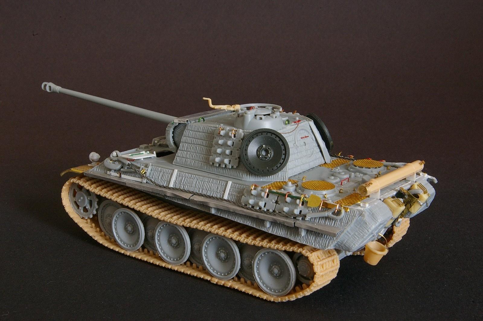 Terminé Panther G 24 Panzer Divsion Normandie 18070204072924138115789060