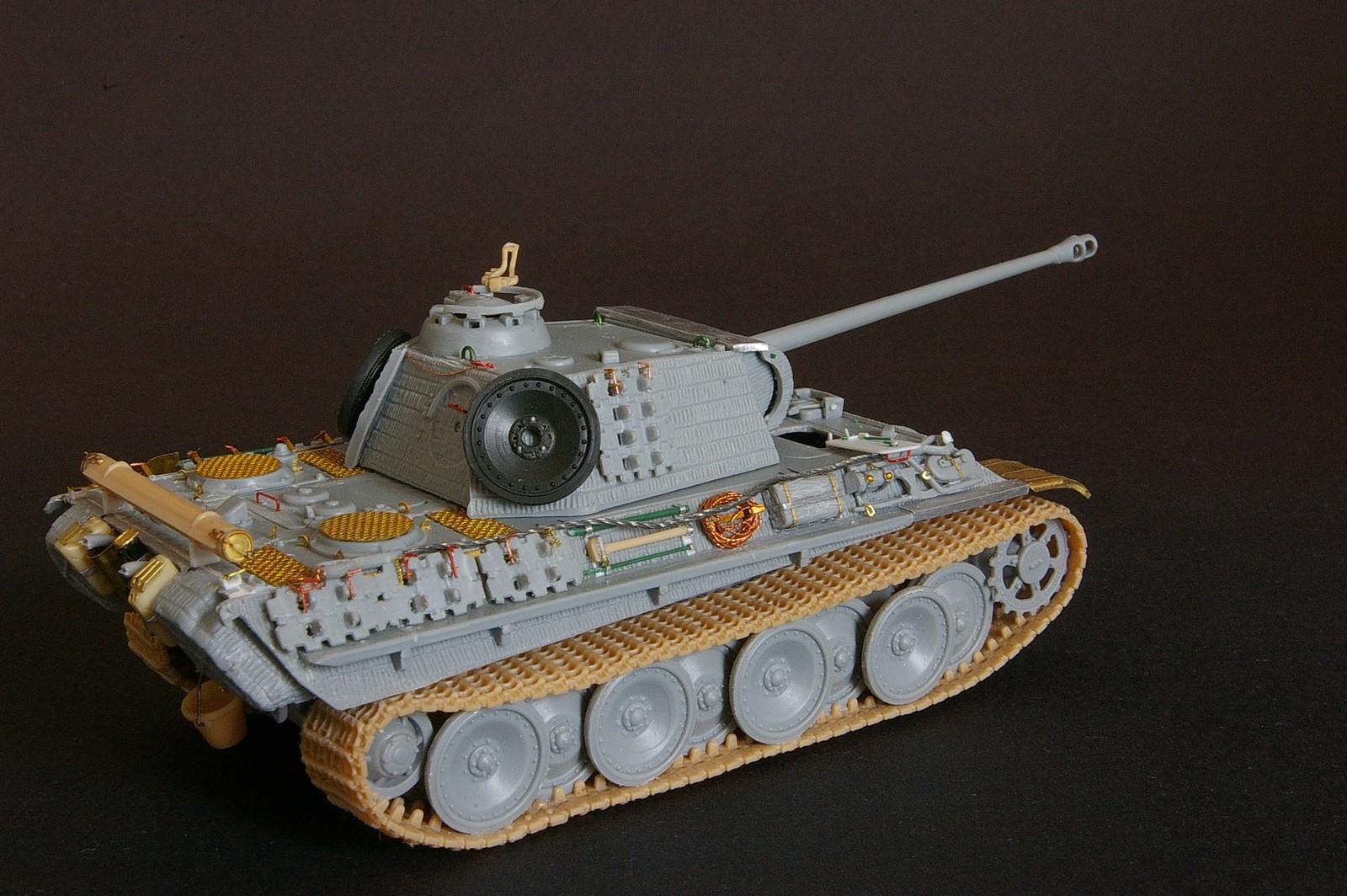 Terminé Panther G 24 Panzer Divsion Normandie 18070204074724138115789061