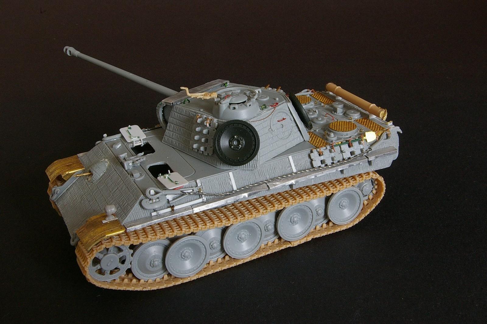 Terminé Panther G 24 Panzer Divsion Normandie 18070204080424138115789063