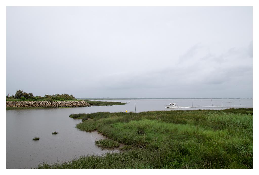 Port de Audenge (sous la pluie). 18070510425517005515794418