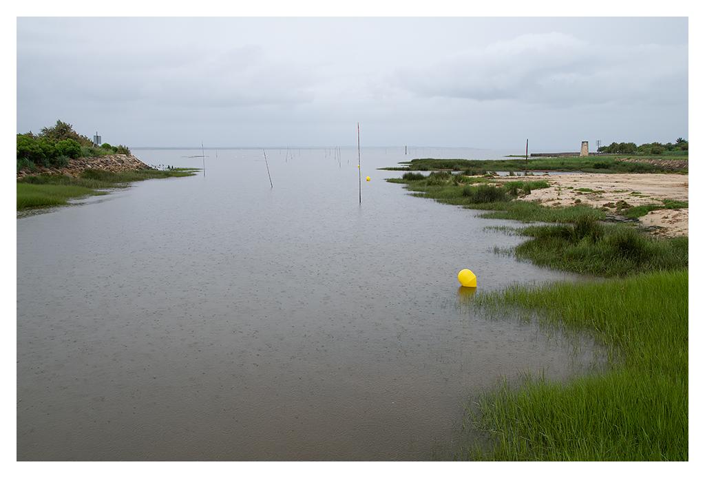 Port de Audenge (sous la pluie). 18070510425817005515794419