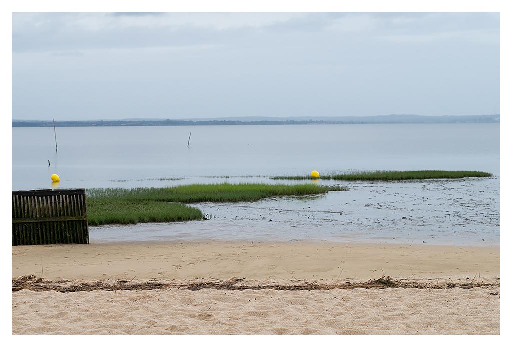 Port de Audenge (sous la pluie). 18070510433017005515794430