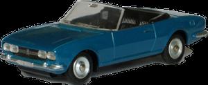 Peugeot 504 cabriolet Dinky-Toys