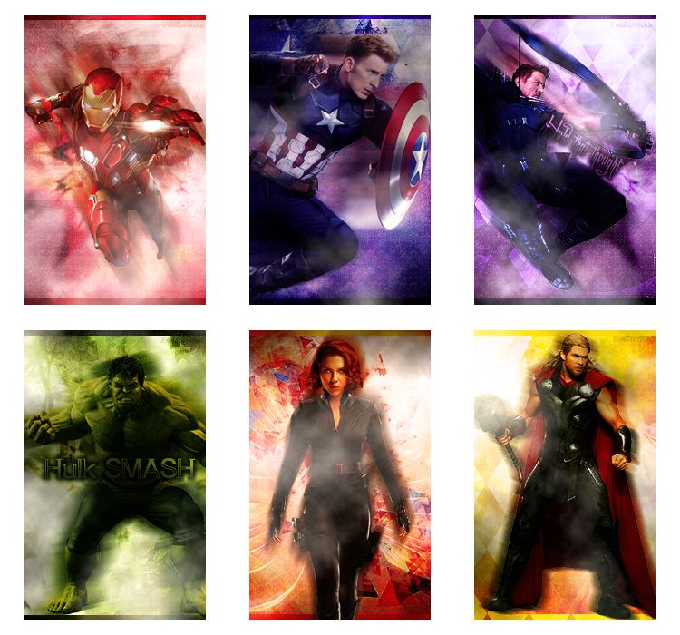 Planche Avengers