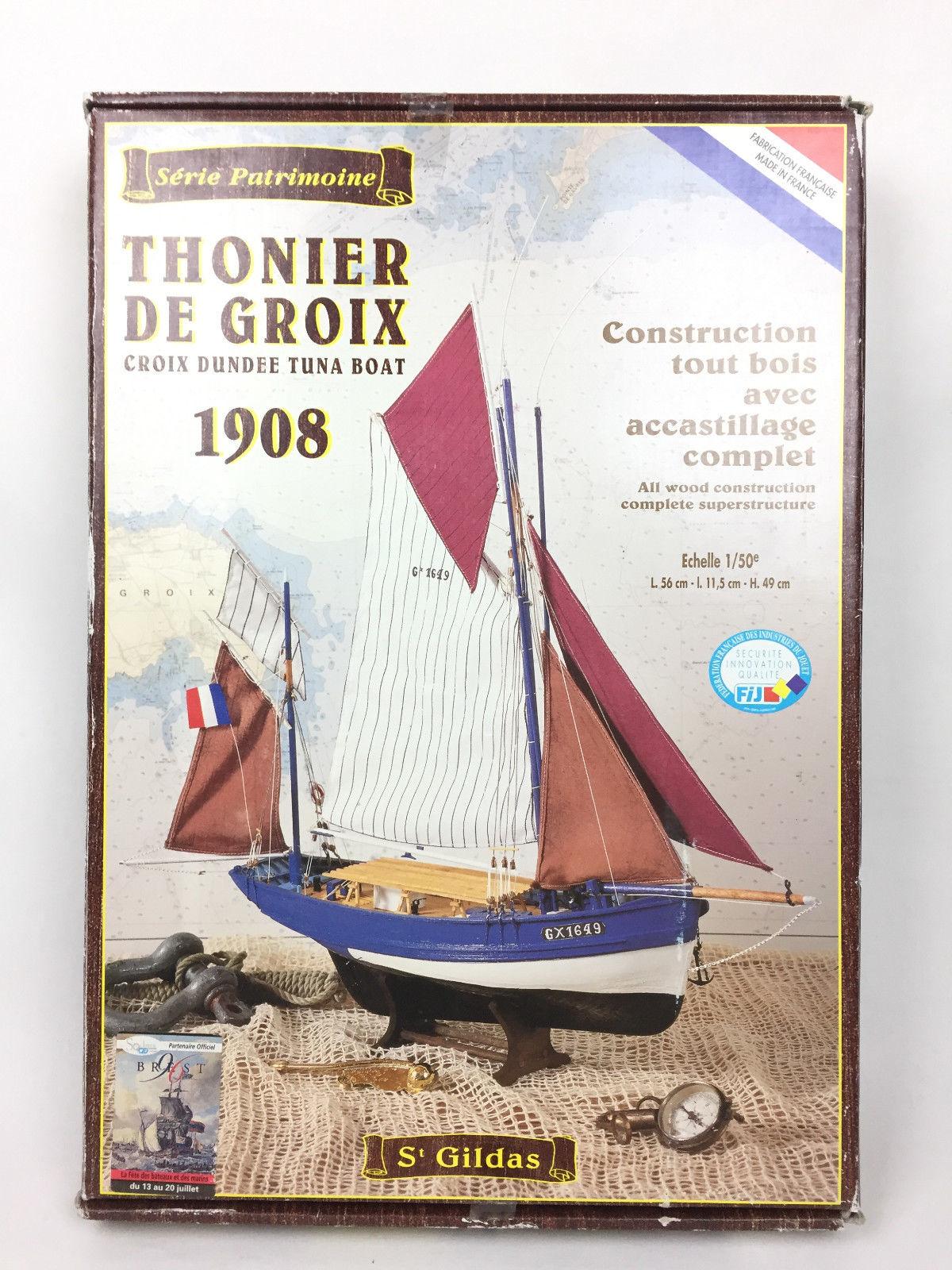 Thonier de Groix Saint-Gildas 1908 au 1/50 de G-Schmitt  - Page 17 18070908291019949815799294