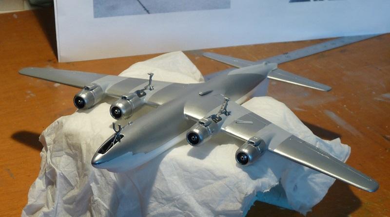 DC-6B  Minicraft 1/144 - Page 2 1807100542485669815801949