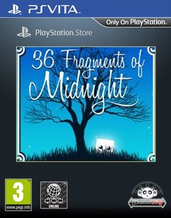 36 Fragments of Midnight (EUR)