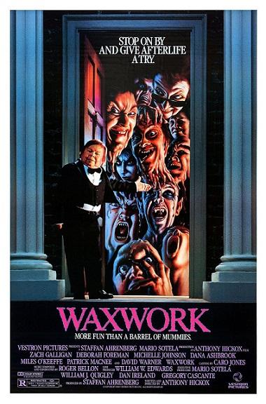 WAXWORK (1988) dans CINÉMA 18072008573615263615814353