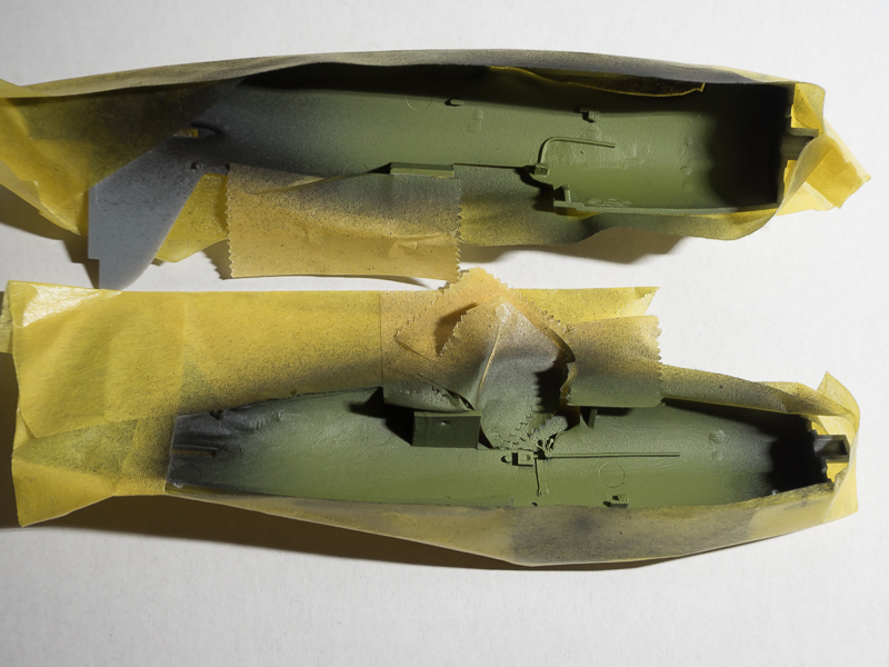 Mitsubishi J2M3 Raiden [Hasegawa, 1/72] 18072104071424220515815869