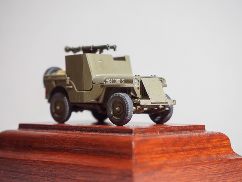 Armored 4x4 Truck / Ardennes 1945 [Dragon, 1/72] 18072302460824220515819304