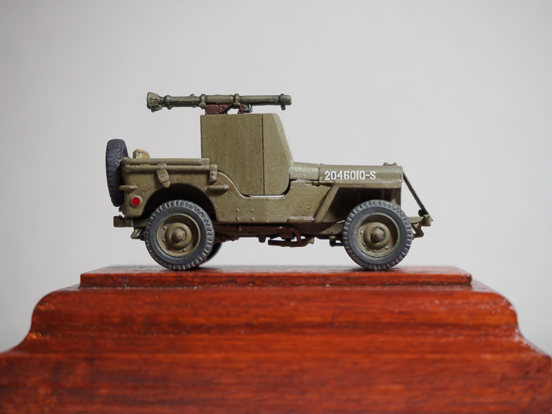 Armored 4x4 Truck / Ardennes 1945 [Dragon, 1/72] 18072302461124220515819305