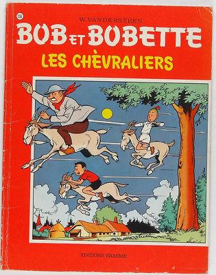 Bob-et-Bobette-Les-chèvraliers-W-Vandersteen-1977