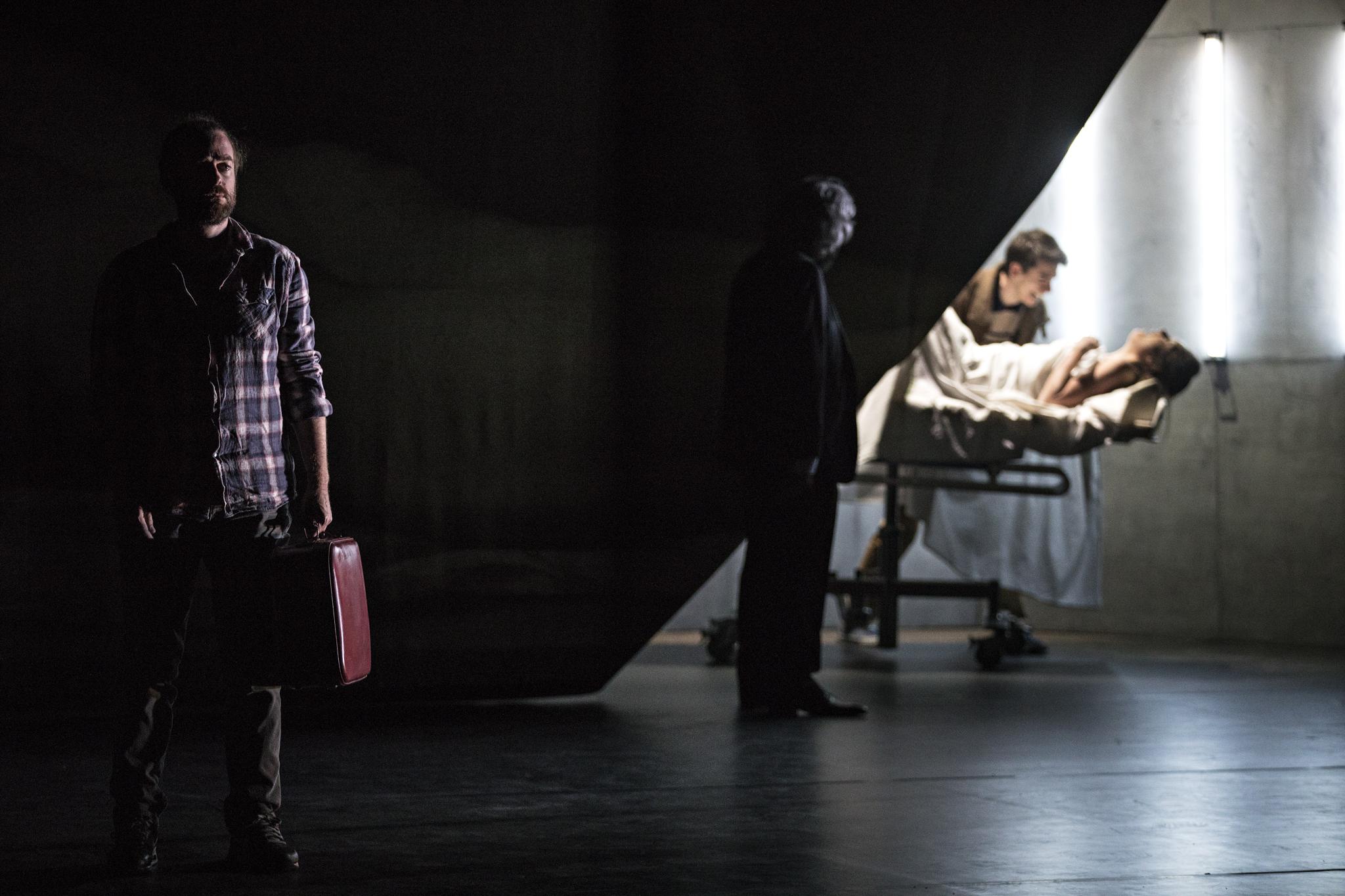 Littoral, de Wajdi Mouawad, mise en scène Simon Delétang, Théâtre du Peuple 2018 - Littoral4-®JeanLouisFernandez041