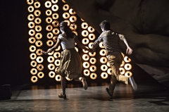 Littoral, de Wajdi Mouawad, mise en scène Simon Delétang, Théâtre du Peuple 2018 - Littoral3?®JeanLouisFernandez053