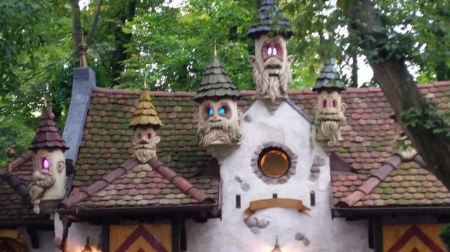 maison des contes à europapark