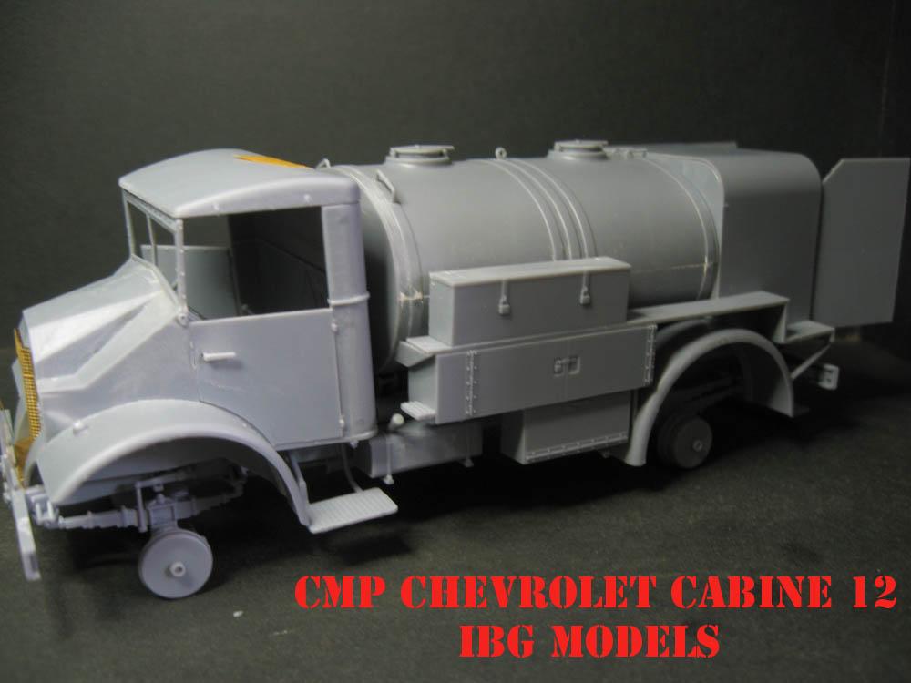 CMP chevrolet et Ford c60 petrol tank et water tank 18072804111323329215825641