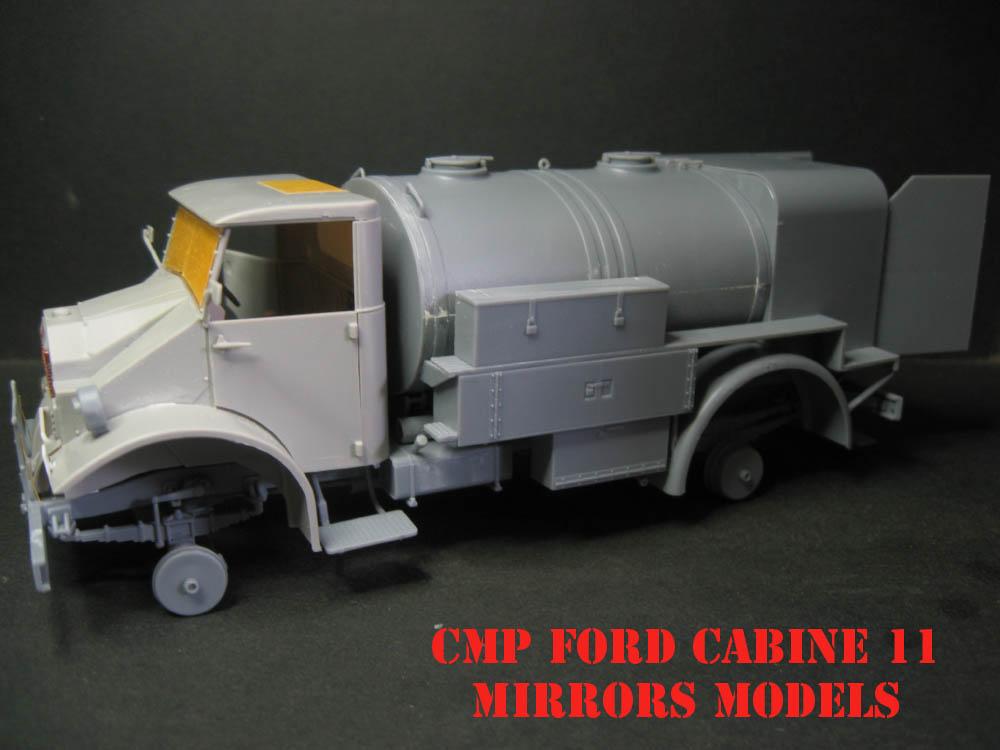 CMP chevrolet et Ford c60 petrol tank et water tank 18072804111823329215825642