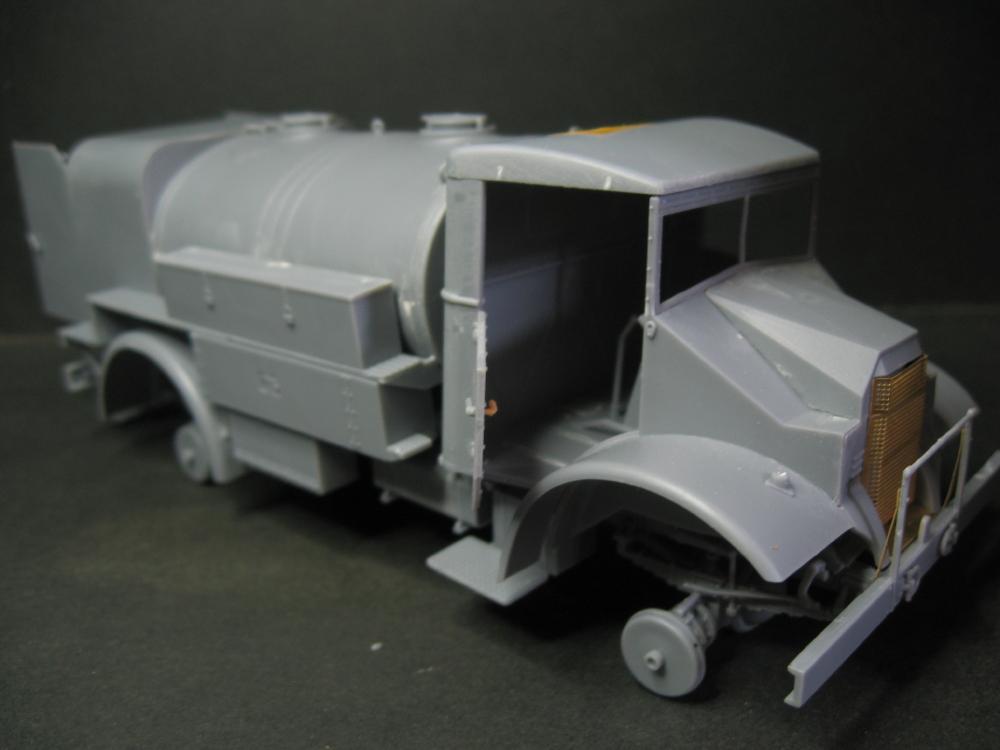 CMP chevrolet et Ford c60 petrol tank et water tank 18072804113623329215825645