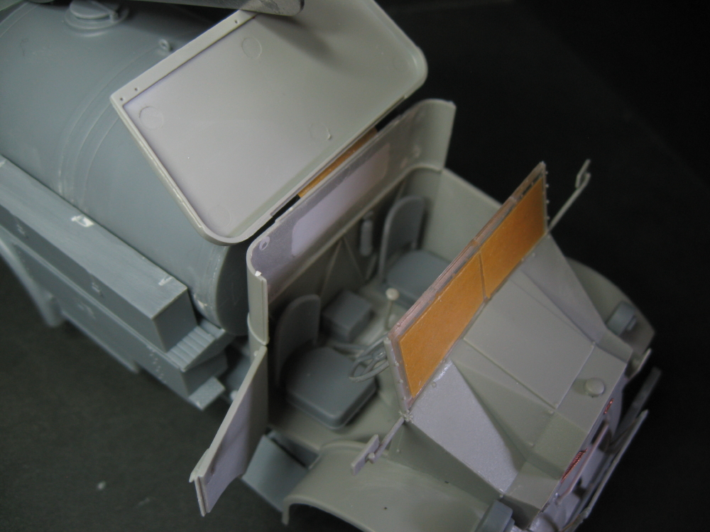 CMP chevrolet et Ford c60 petrol tank et water tank 18072804115623329215825648