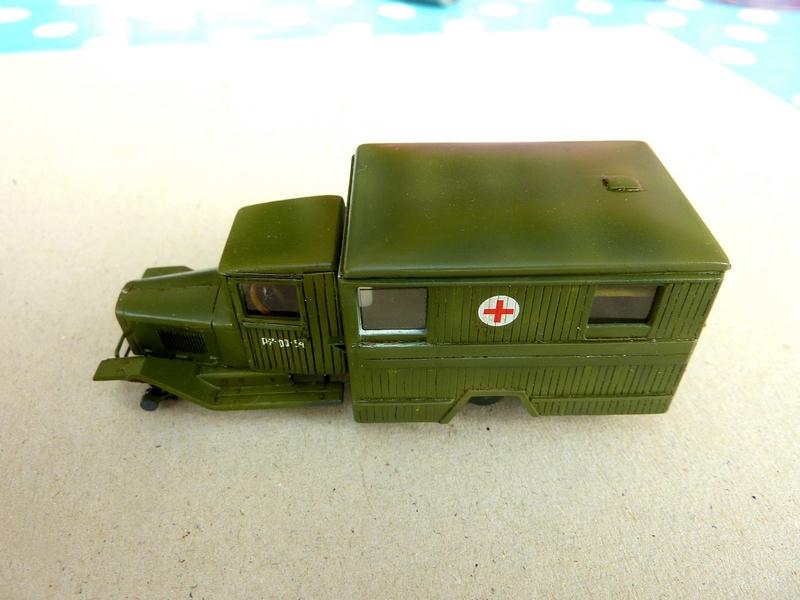 ZiS-44 PST (Zebrano) - Ne tirez pas sur l'ambulance! - Terminé! 1807280736252060015825886