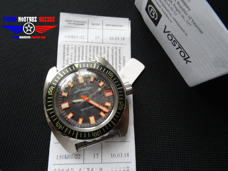 Projet WUS - une Slava amphibian à la sauce Vostok 18073001544212775415828165