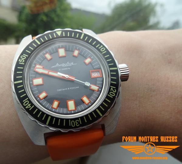 Projet WUS - une Slava amphibian à la sauce Vostok 18073001551312775415828175