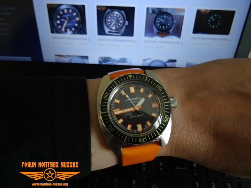 slava wus -  Projet WUS - une Slava amphibian à la sauce Vostok 18073002030212775415828185