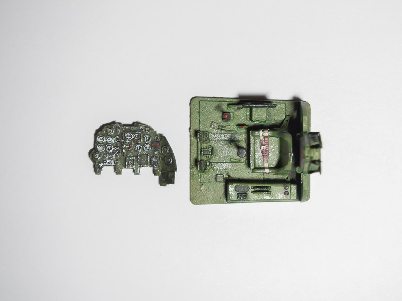 Mitsubishi J2M3 Raiden [Hasegawa, 1/72] 18073003413424220515828311