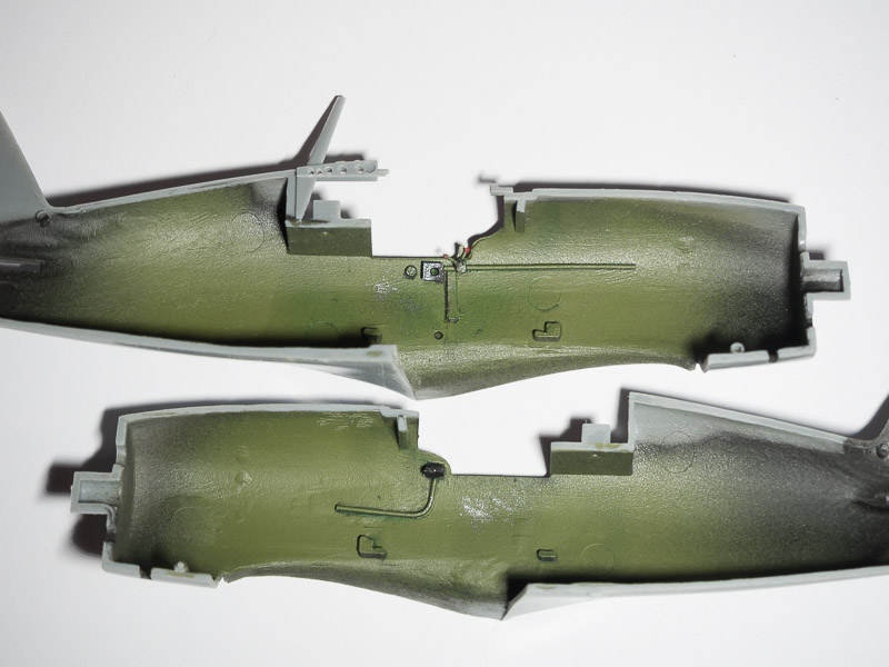 Mitsubishi J2M3 Raiden [Hasegawa, 1/72] 18073003413524220515828312